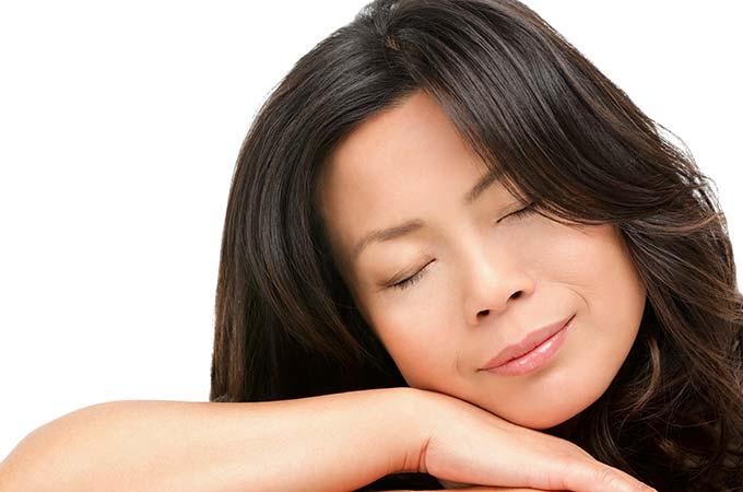 sedation-dentistry-woman-sleeping